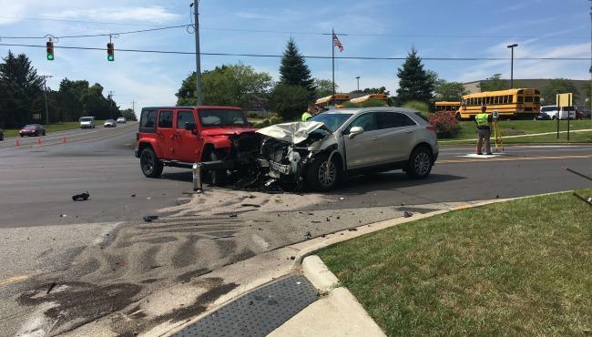 Byron Center Avenue crash 080917_383209