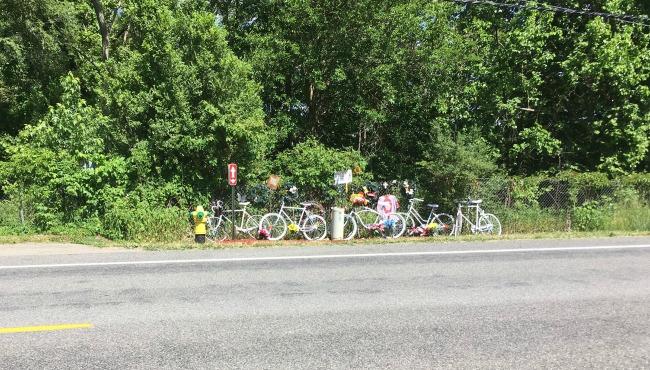 Kalamazoo cycling tragedy site 060717_350362