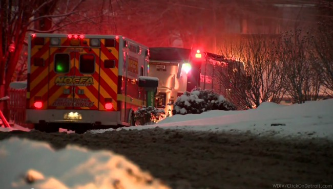 Rose Township fire 011618_461471