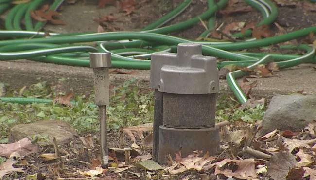 algoma township pfas toxic tap water 111417