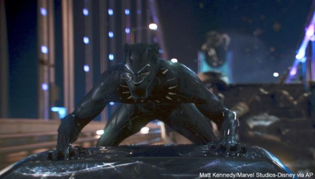 black panther 021818 AP_482236