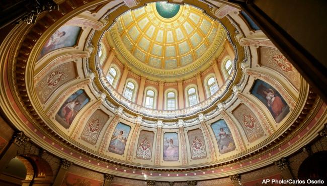 generic Michigan Capitol Building generic rotunda Lansing_1520909234468.jpg.jpg