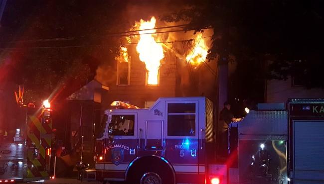 Kalamazoo Cedar Street house fire 090718_1536319631748.jpg.jpg