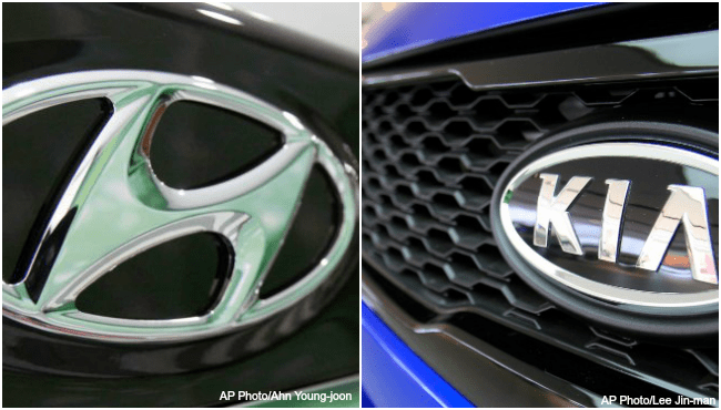 Hyundai, Kia recall over 500K vehicles as fire risk spreads