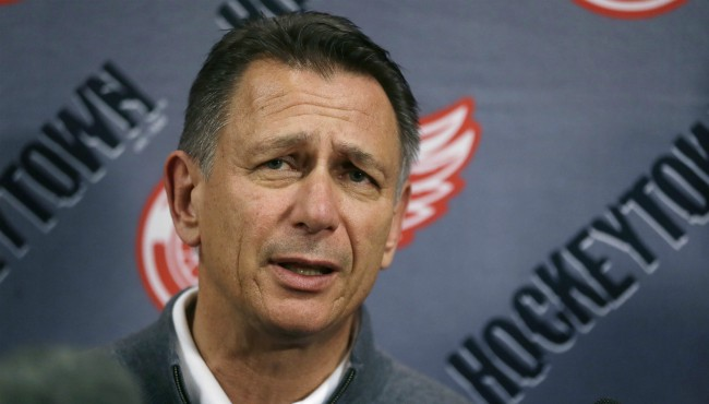 Ken Holland ap file