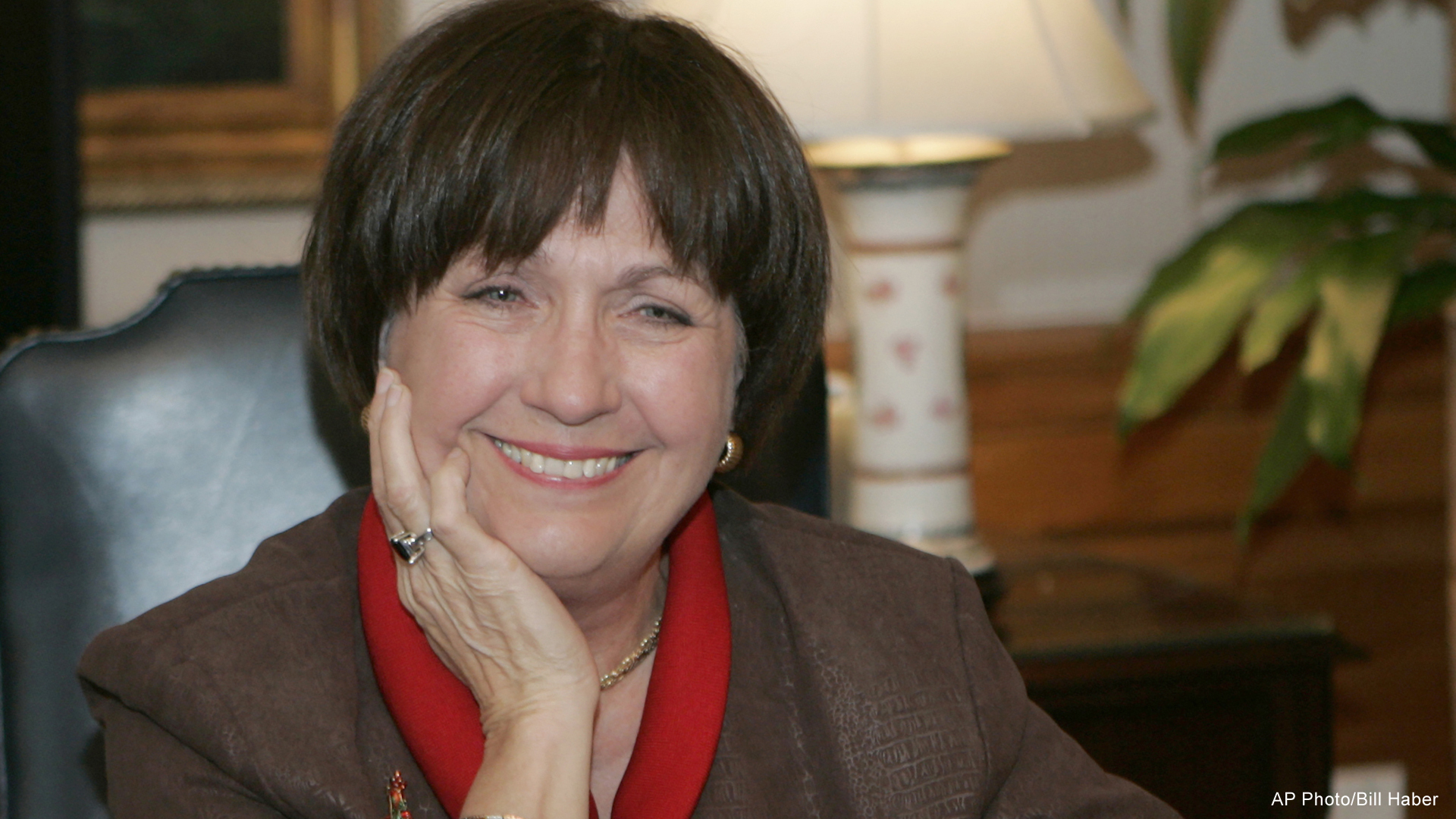 Louisiana Gov. Kathleen Blanco
