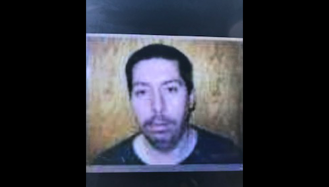 An undated photo of John Robert Salmons. (Courtesy of Township of Kalamazoo Police Department)