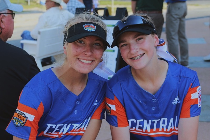 A photo of Jessica Dobias and Ashley Strick of the District 9 team. (Courtesy)