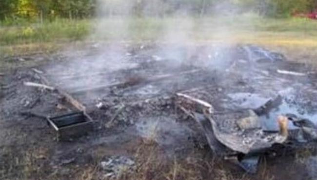 ishpeming santa's workshop fire