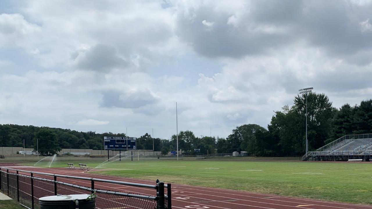 loy norrix football field