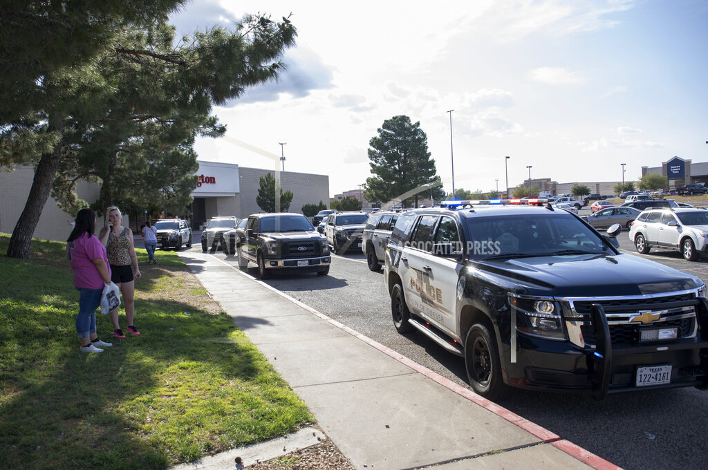 Police: 7 killed, 22 injured in West Texas shooting rampage