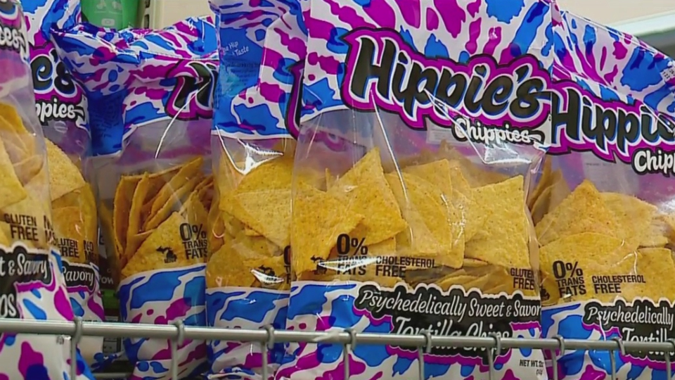 hippie's chippies
