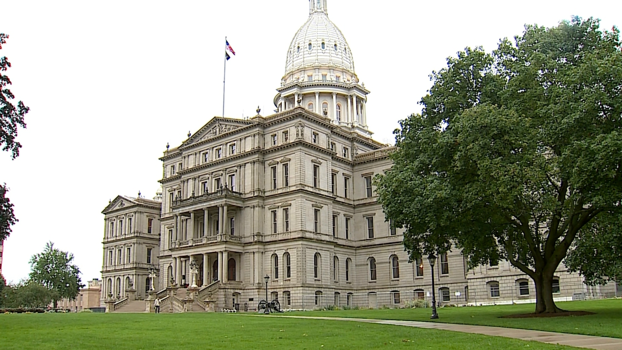 michigan capitol building lansing