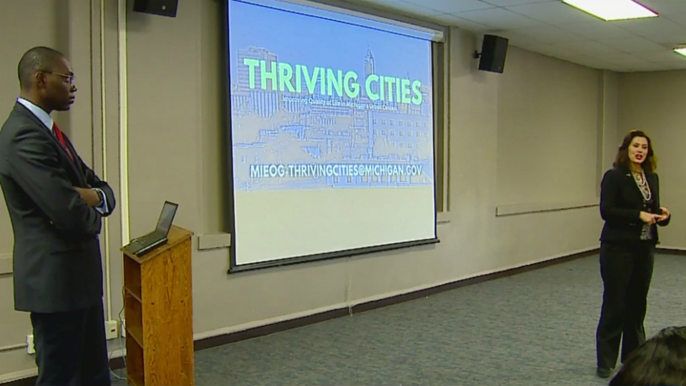 thriving cities