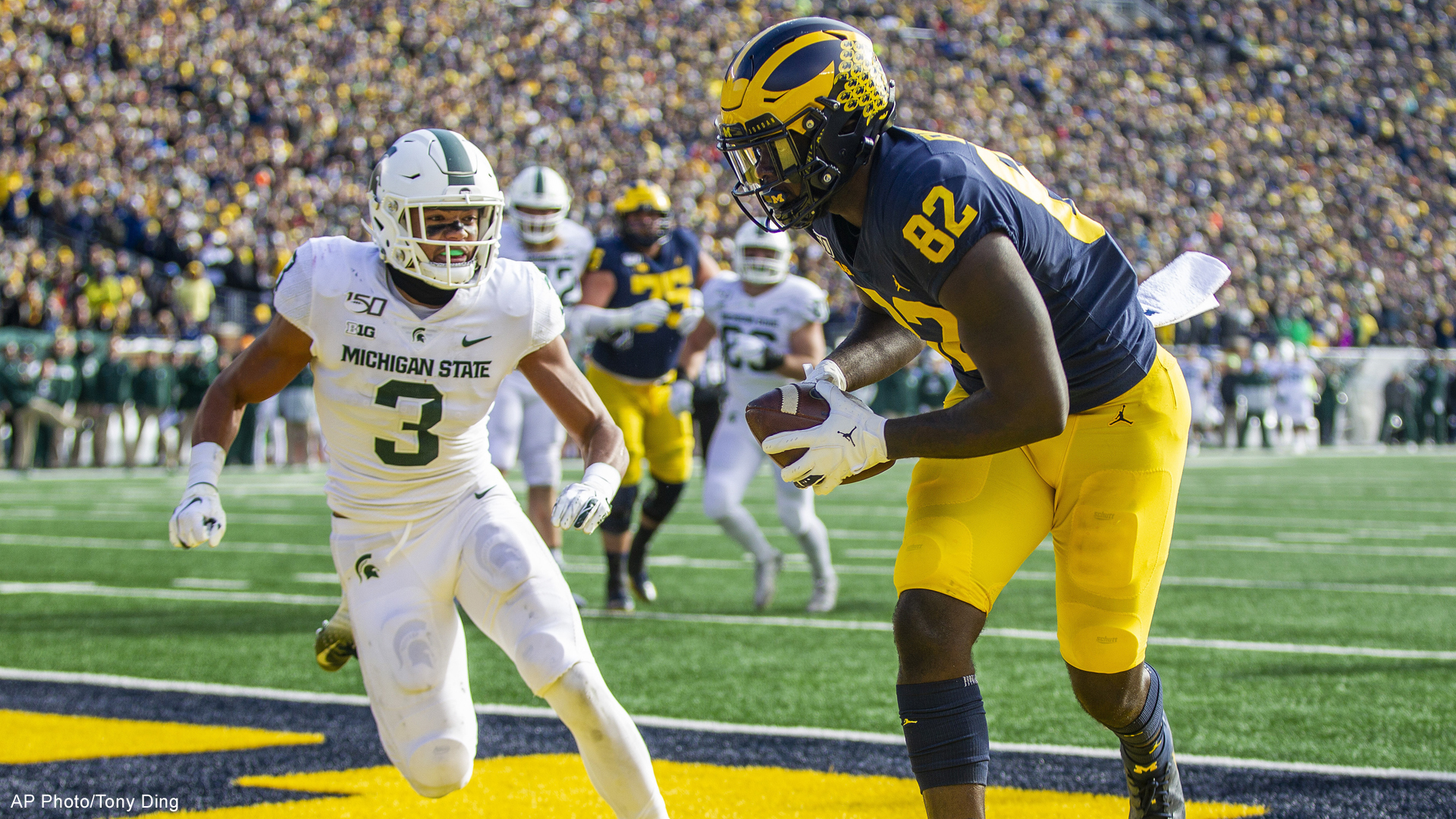 Michigan State Michigan football