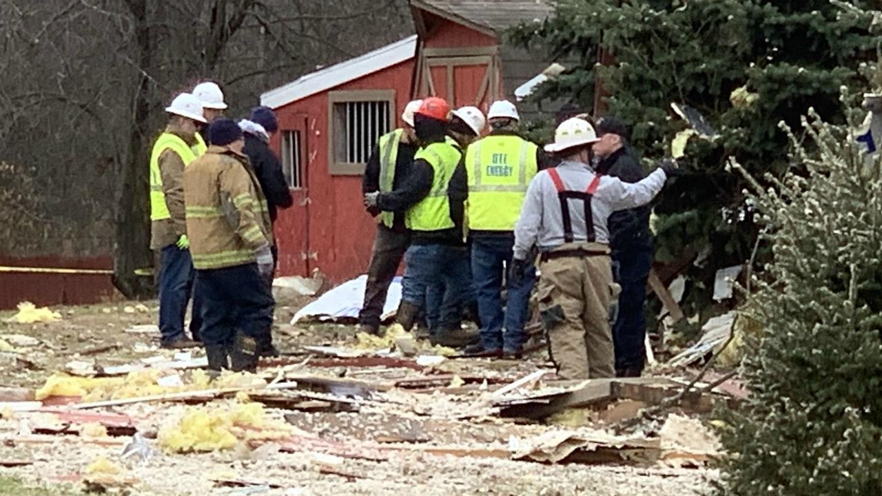 egleston township house explosion investigation