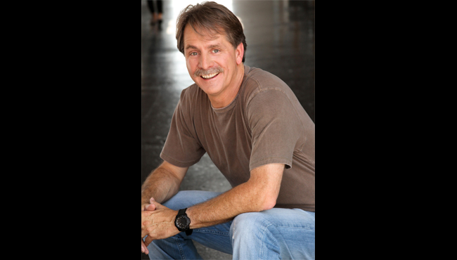 An undated courtesy photo of Jeff Foxworthy.