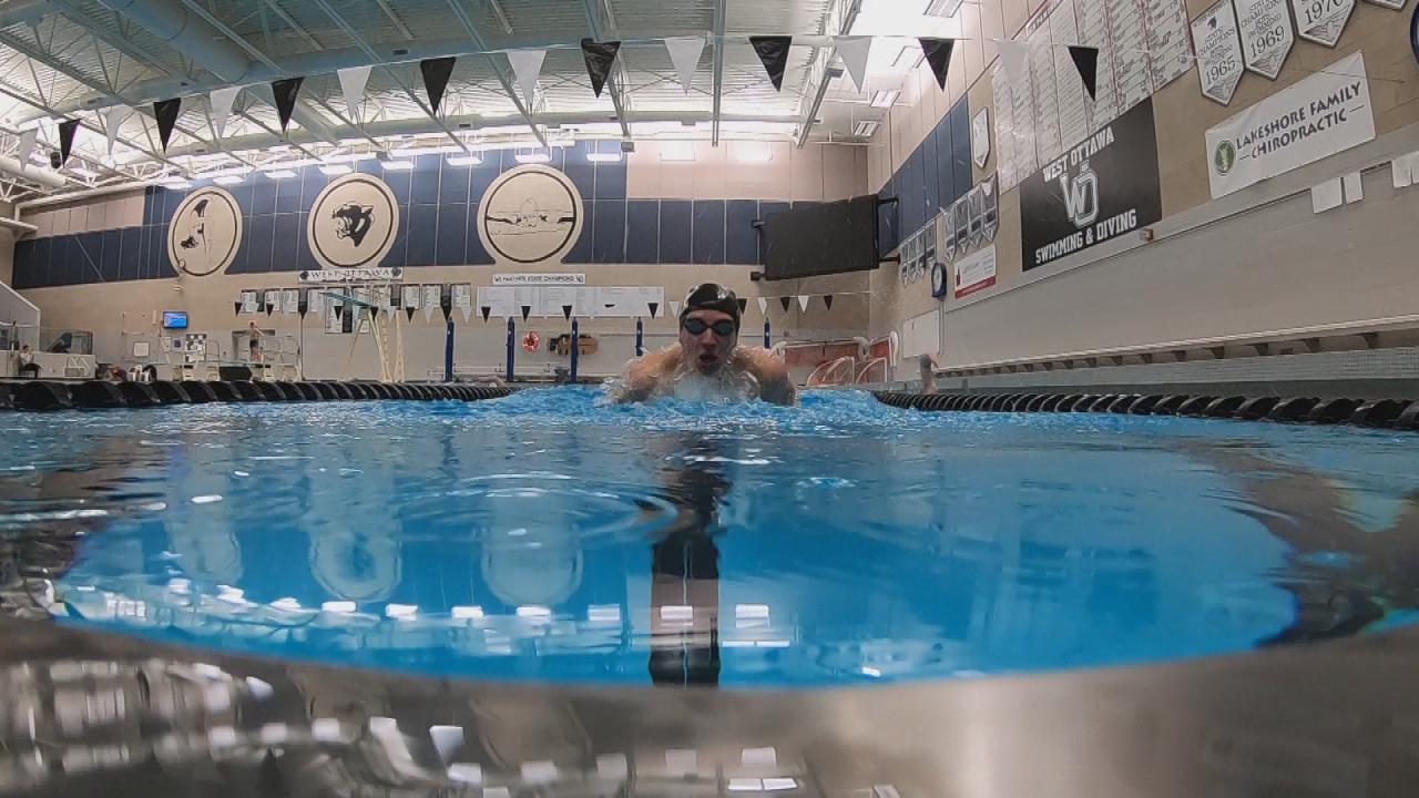 west ottawa swim and dive zach goodwin