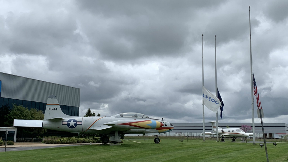 Air Zoo Aerospace & Science Museum in Portage.