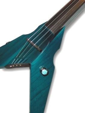 Turquoise Transparent