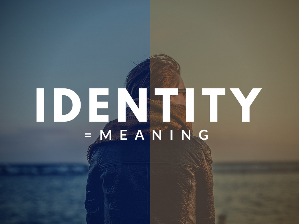 Identity Equals Meaning