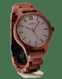 women's wood watch