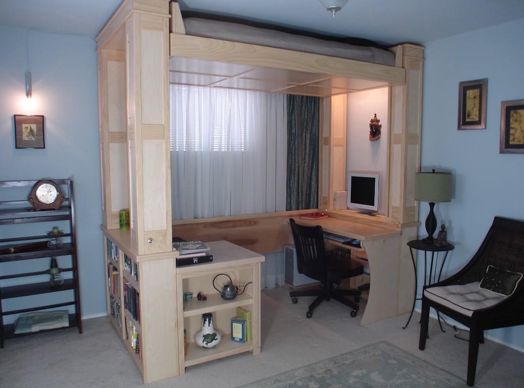 Tiny Apartment Living Room
