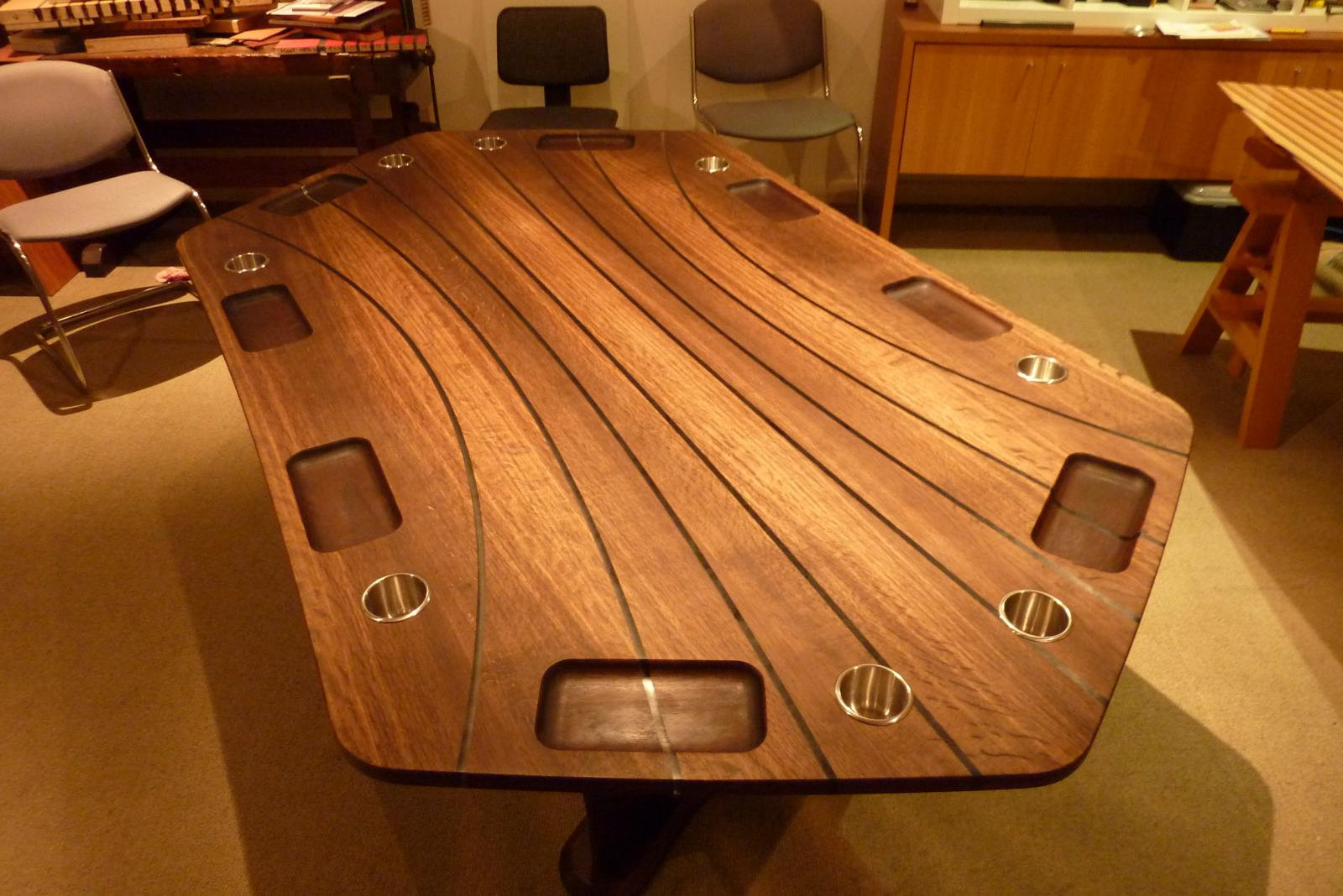 Poker Dining Table Combination