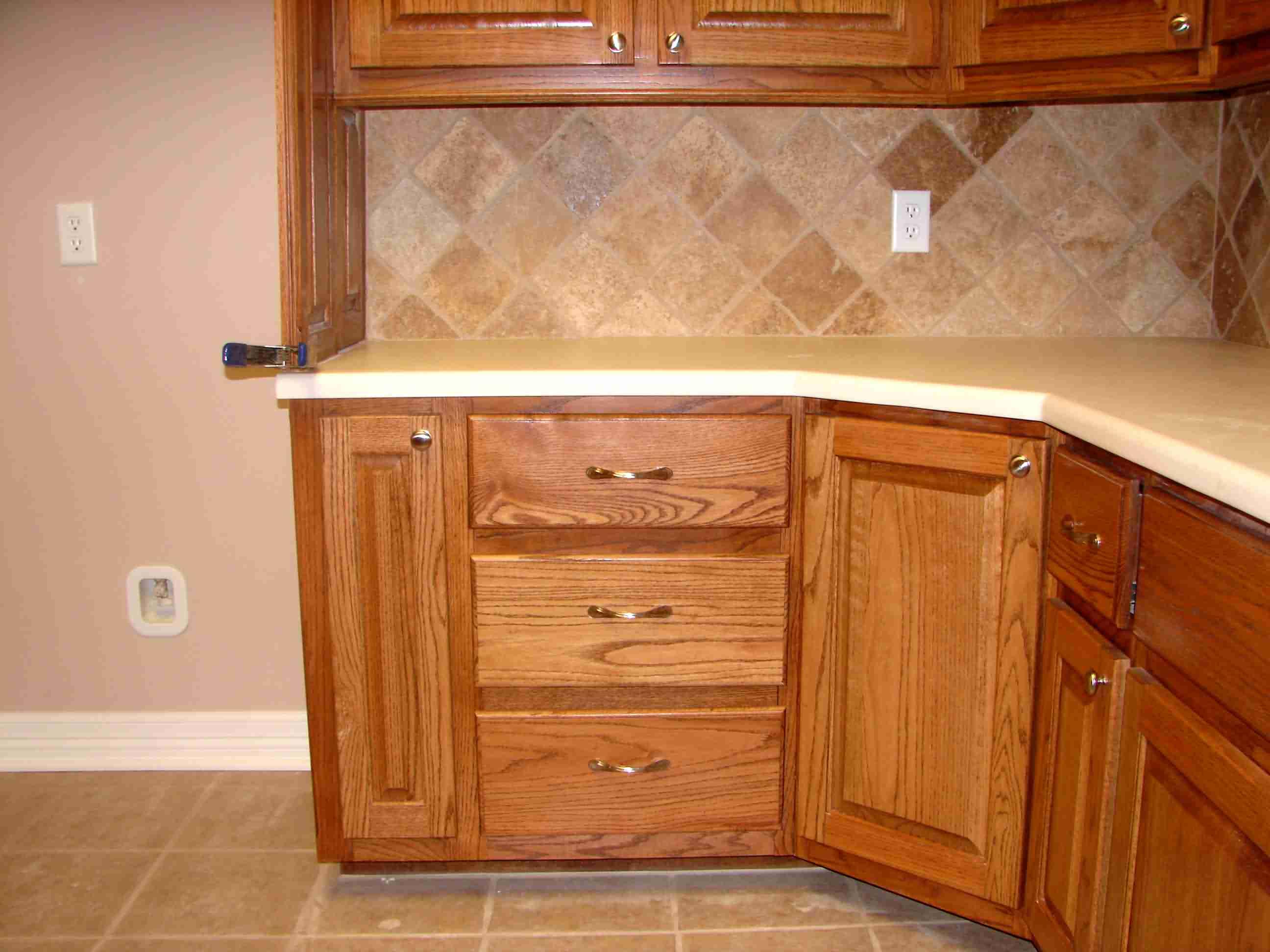 title | Kitchen Corner Cabinet Ideas