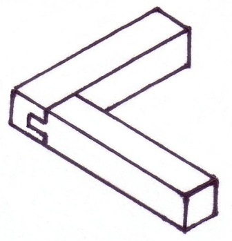 haunched mortise and tenon