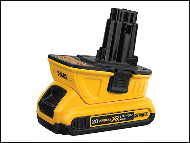 if you ve been using dewalt 18 volt tools for many years chances are