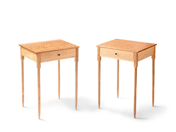 project shaker end tables