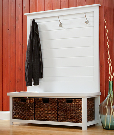 Project Make An Entry Bench Woodworking Blog Videos