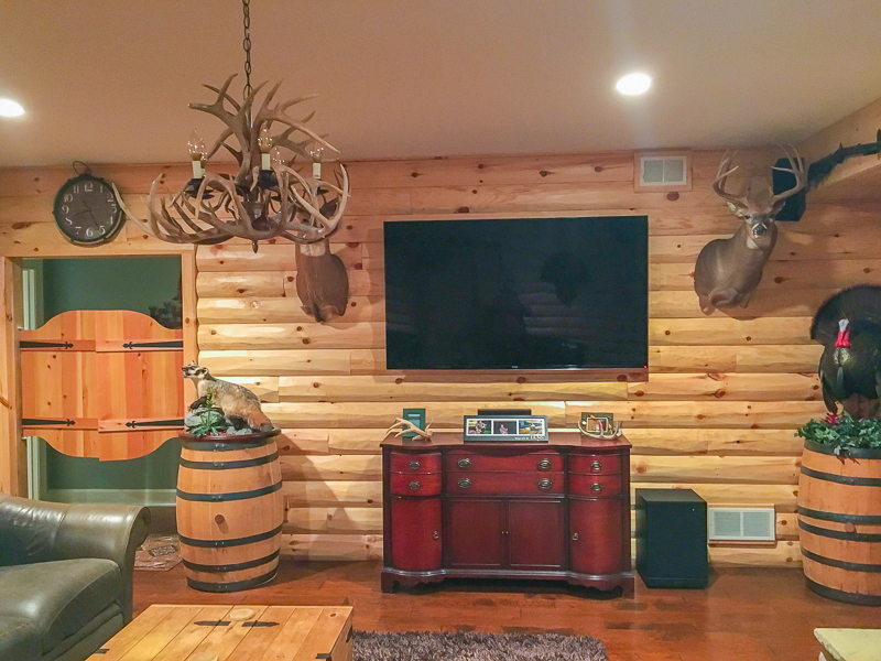 Build My Own Log Cabin
