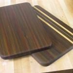Here S One Way To Make A Cutting Board With Ipe Woodworkers Source Blog