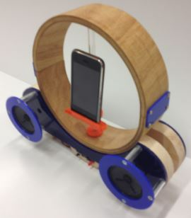 Another mobile phone docking station!