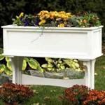 freestanding planter box plans