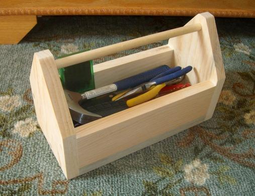 free tool box woodworking plans