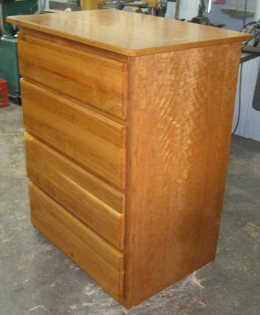 build dresser plans