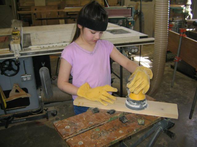 Wood Sanders At Woodworking Corner