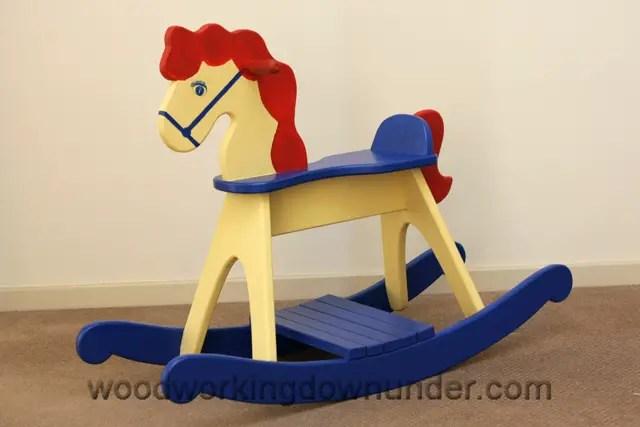 Build Diy How To Build A Rocking Horse Plans Free Plans Wooden Teak