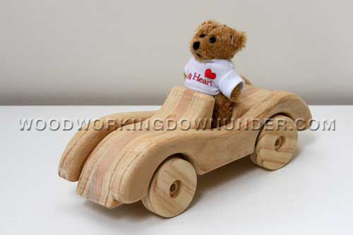 free toy car plans it s easy to make this delightful toy car using