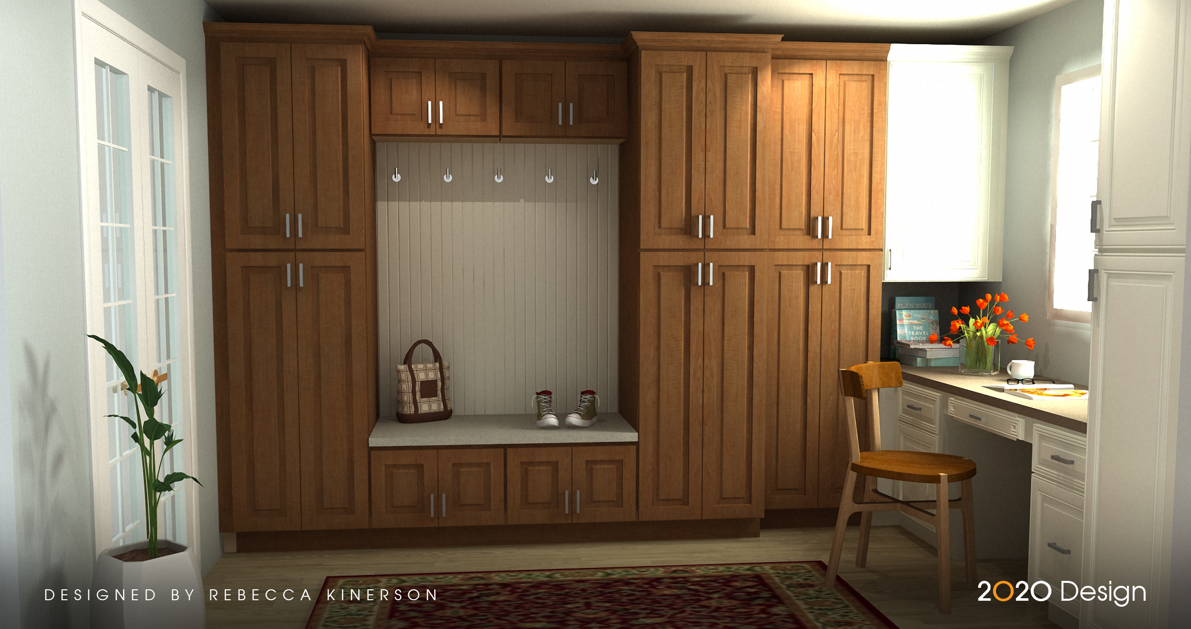 Beyond The Closet Designing Alternative Storage Solutions Woodworking Network