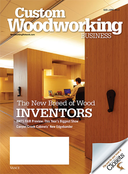 Custom Woodworking Business Issue Archives | Woodworking ...