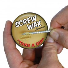 Fast Cap Screw Wax