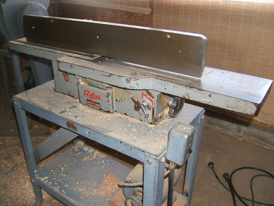 Old Jointer Planer Parts