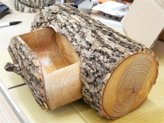 New To Woodworking First Bandsaw Box Woodworking Talk