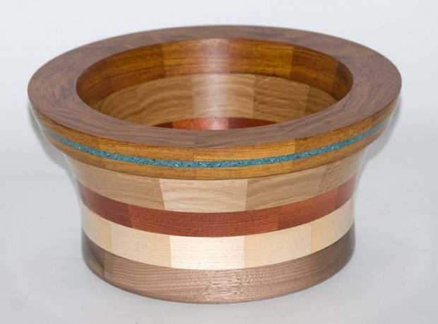 Need A Little Help On Segmented Bowl Setup Woodworking