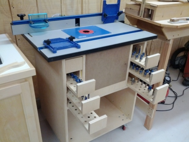Router Table Top Woodworking Talk Woodworkers Forum