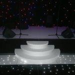 Nightclub stage